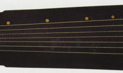 цисяньцинь, гуцинь, цинь, цитра китайская классическая музыка ноты для циня